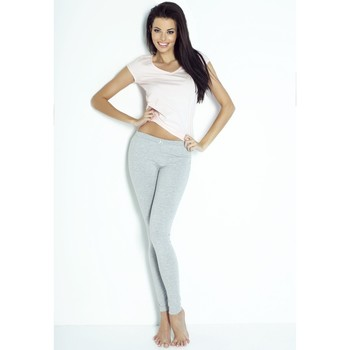 Vêtements Femme Leggings Ivon Leggings longues model 86854 gris