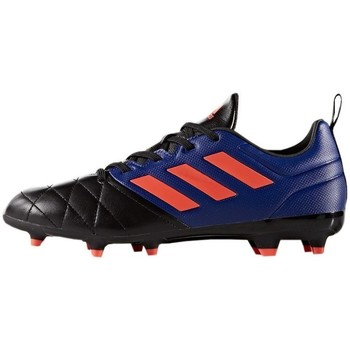 Chaussures Femme Football adidas Originals Ace 173 FG Woman Noir-Bleu marine