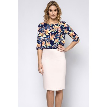 Vêtements Femme Jupes Enny Jupe model 82905 rosé