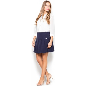 Vêtements Femme Jupes Katrus Jupe model 77274 Sötétkék