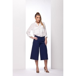 Vêtements Femme Pantacourts Lemoniade Jupe pantalon model 46406 bleu