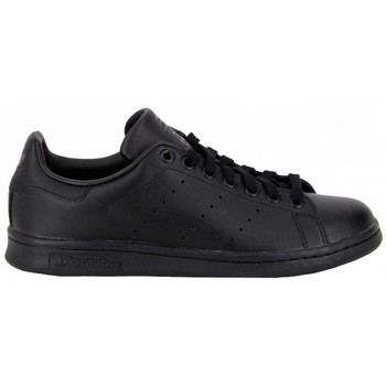 Chaussures Homme Baskets basses adidas Originals Stan Smith Noir