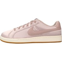 Chaussures Femme Baskets basses Nike COURT ROYALE SE Rose