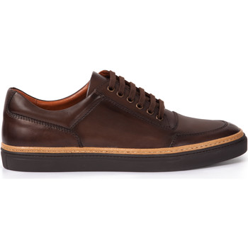 Chaussures Homme Baskets basses Heyraud Tennis DALLAS Marron