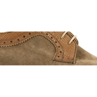 Chaussures Homme Richelieu Heyraud DERBY CAMBRIDGE Beige