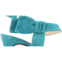 Chaussures Femme Sandales et Nu-pieds Heyraud sandale calzona Turquoise