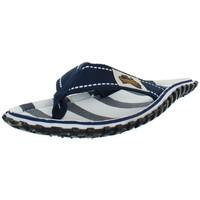 Chaussures Femme Sandales et Nu-pieds Gumbies Tongs  ref_gum43660 Marine bleu