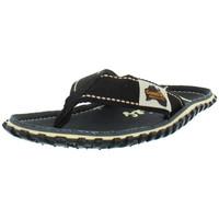 Chaussures Femme Sandales et Nu-pieds Gumbies Tongs  ref_gum43659 Noir noir