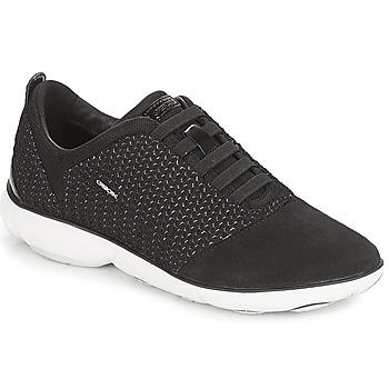 Chaussures Femme Baskets basses Geox D NEBULA Noir