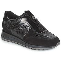 Chaussures Femme Baskets basses Geox D TABELYA Noir
