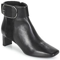 Chaussures Femme Bottines Geox D VIVYANNE MID Noir