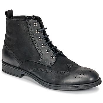 Chaussures Homme Boots Geox U JAYLON Noir