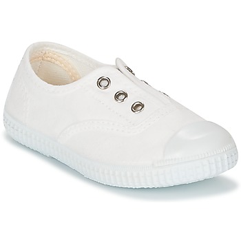 Chaussures Fille Baskets basses Chipie JOSEPE Blanc