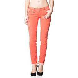 Vêtements Femme Jeans slim Salsa Jeans  Shape Up Slim 239 xz Orange