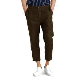 Vêtements Homme Chinos / Carrots Minimum TOKY Vert
