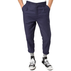 Vêtements Homme Chinos / Carrots Minimum TOKY Bleu
