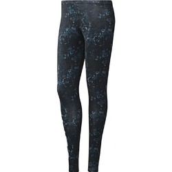 Vêtements Leggings adidas Originals Legging Femme  Neo Logo Leg Bleu