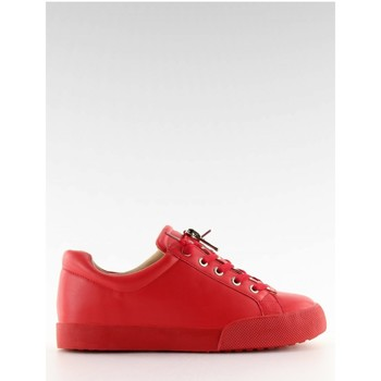 Chaussures Femme Baskets mode Inello Baskets model 115061 rouge