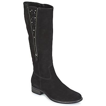 Chaussures Femme Bottes ville Gabor PARTUS Noir