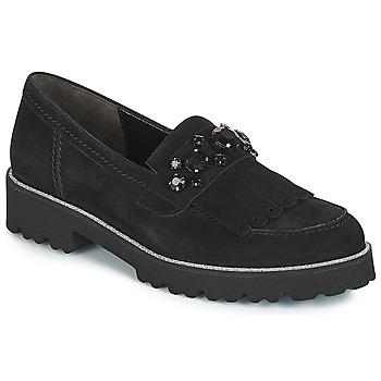 Chaussures Femme Mocassins Gabor TINGER Noir