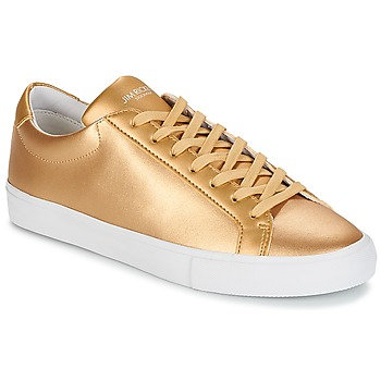 Chaussures Femme Baskets basses Jim Rickey CHOP WMN GOLD