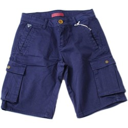 Vêtements Enfant Shorts / Bermudas Guess # Junior L81D06W7RQ0 bermudes Enfant bleu bleu