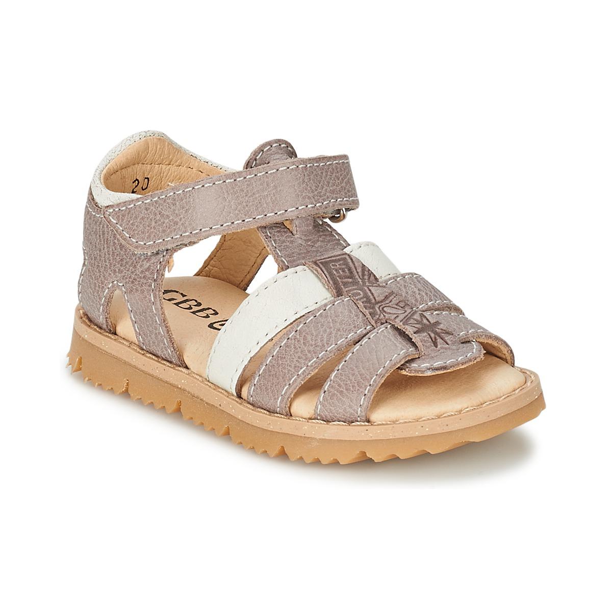 Sandale GBB IGNAM Gris