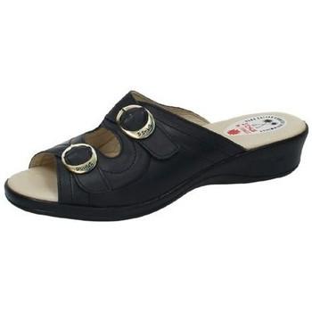 Chaussures Femme Sandales et Nu-pieds Dchus  Bleu