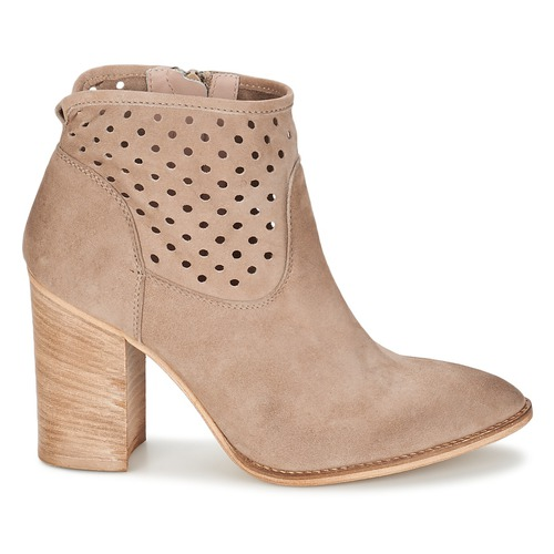 Tosca Blu Thebe Bottines Taupe Femme yN8nwPv0mO