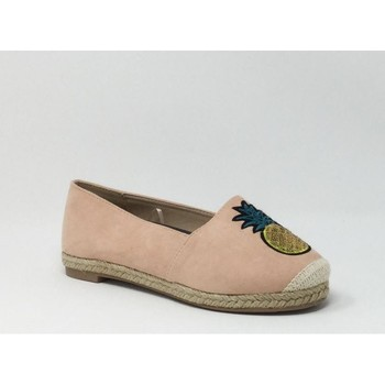 Chaussures Homme Espadrilles Topway ESPADRILLE ROSE rose
