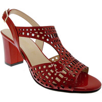 Chaussures Femme Sandales et Nu-pieds Soffice Sogno SOSO8130ro rosso
