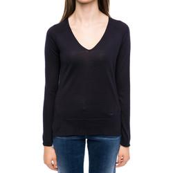 Vêtements Femme Pulls Armani jeans 8N5M8Z 5MGLZ Bleu