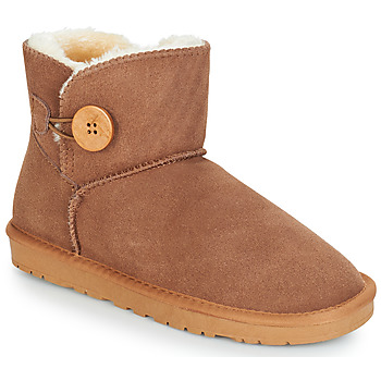 Chaussures Femme Boots Kaleo NEDRI Camel