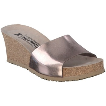 Chaussures Sandales et Nu-pieds Mephisto Sandales LISE Multicole Rose