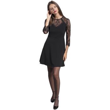 Vêtements Femme Robes courtes Grace & Mila QUELQUE Noir