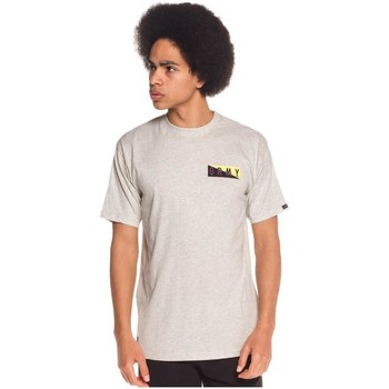 Vêtements Homme T-shirts manches courtes Grimey CAMISETA  S IN THE C SPORT Gris
