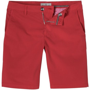 Vêtements Homme Shorts / Bermudas Europann TEXAS Rouge