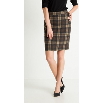 Vêtements Femme Jupes Greenpoint Jupe model 79481 brun