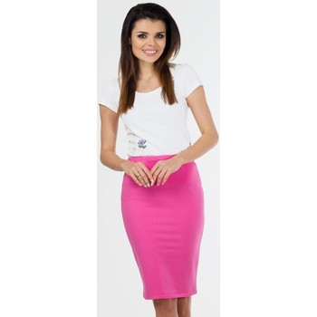 Vêtements Femme Jupes Viall Jupe model 87193 rosé