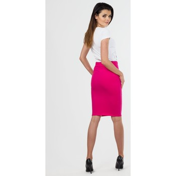 Vêtements Femme Jupes Viall Jupe model 87194 rosé