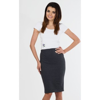Vêtements Femme Jupes Viall Jupe model 87190 gris