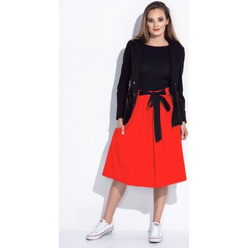 Vêtements Femme Jupes Bien Fashion Jupe model 114233 rouge