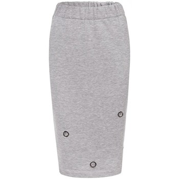 Vêtements Femme Jupes Bien Fashion Jupe model 116841 gris
