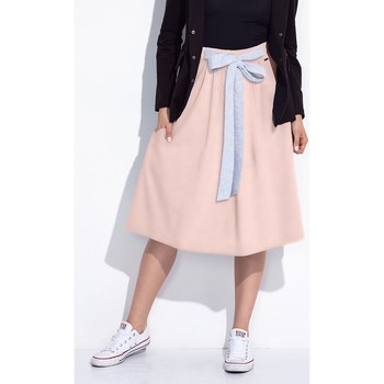 Vêtements Femme Jupes Bien Fashion Jupe model 111536 rosé