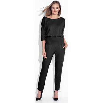 Vêtements Femme Combinaisons / Salopettes Bien Fashion Combinaison model 116086 noir