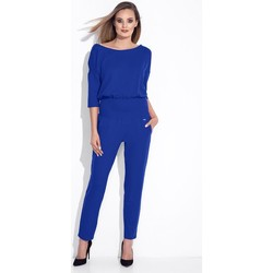 Vêtements Femme Combinaisons / Salopettes Bien Fashion Combinaison model 116091 bleu