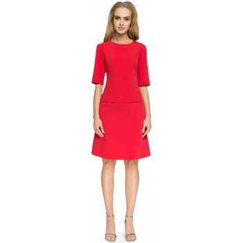 Vêtements Femme Jupes Style Jupe model 112642 rouge