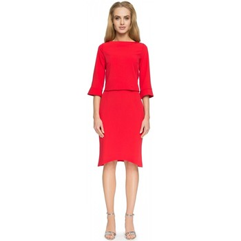 Vêtements Femme Jupes Style Jupe model 112713 rouge