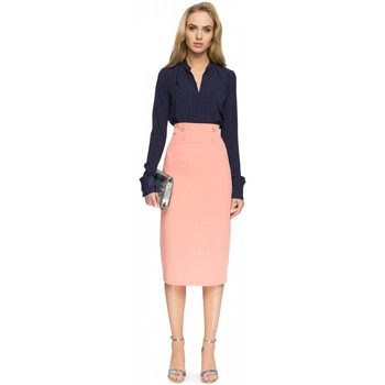 Vêtements Femme Jupes Style Jupe model 112633 rosé