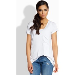 Vêtements Femme Tops / Blouses Lemoniade Chemisier model 86495 blanc